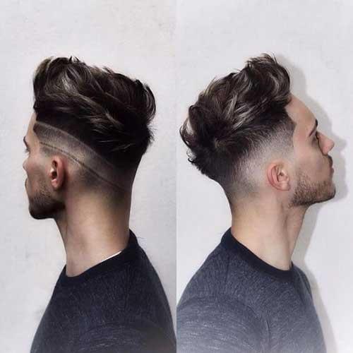 Hipster Men Hair