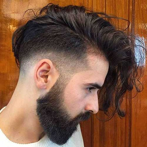 Undercut Men Hair Cuts