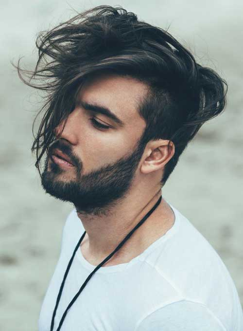 Undercut Men Hair Styles
