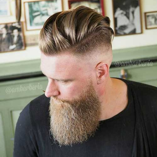 Undercut Men Hair