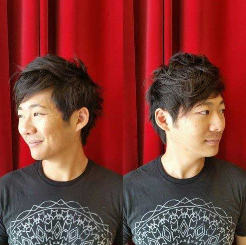Asian Men Hairstyles-11