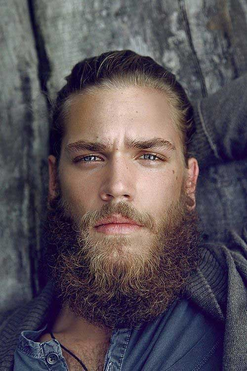 Beard and Hairstyles for Men-12
