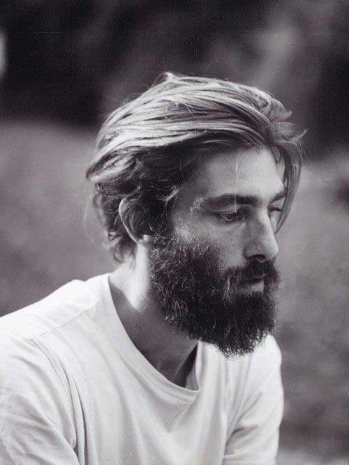 Beard and Hairstyles for Men-13