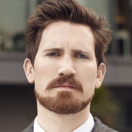 Beard and Hairstyles for Men-14