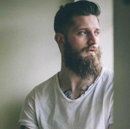Beard and Hairstyles for Men-15