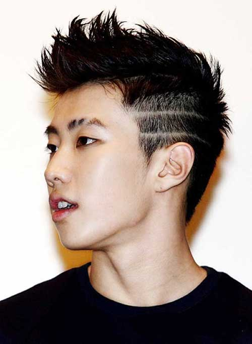 Asian Men Hairstyles-19