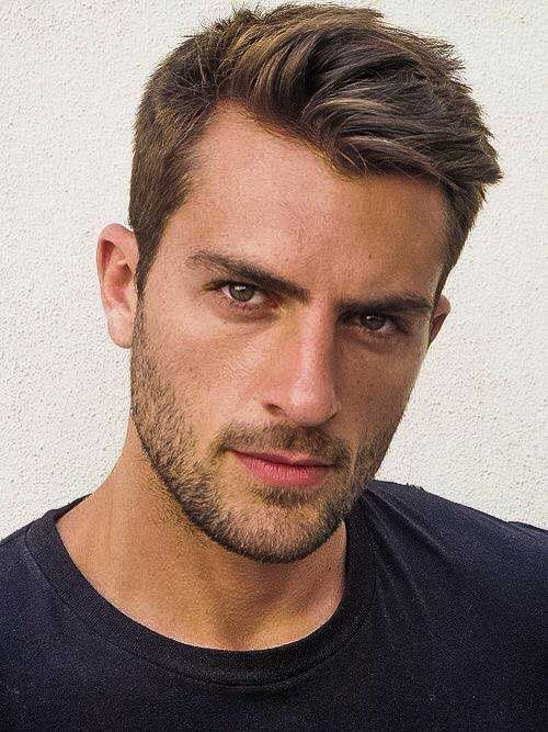 Beard and Hairstyles for Men-6