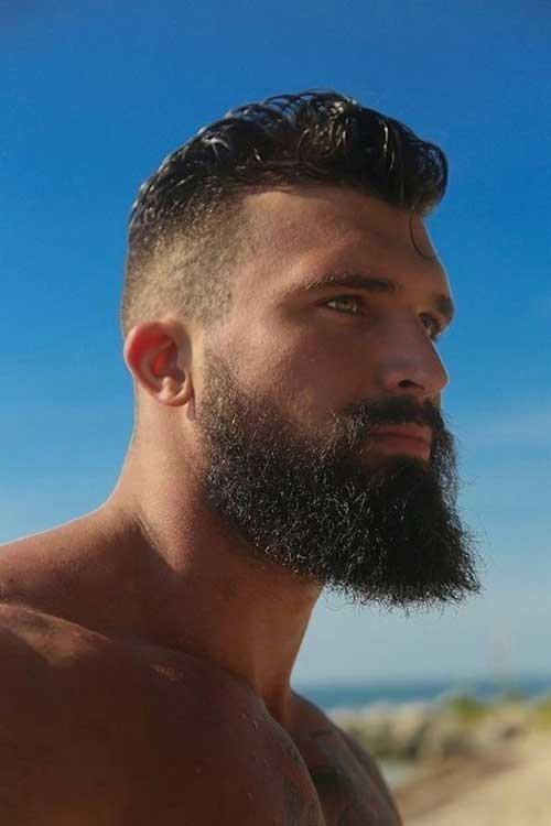 Beard and Hairstyles for Men-7