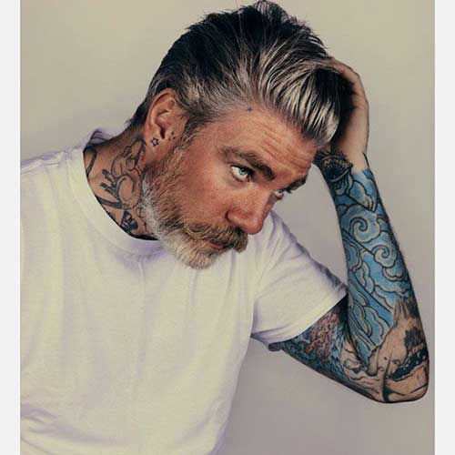 Beard and Hairstyles for Men-8