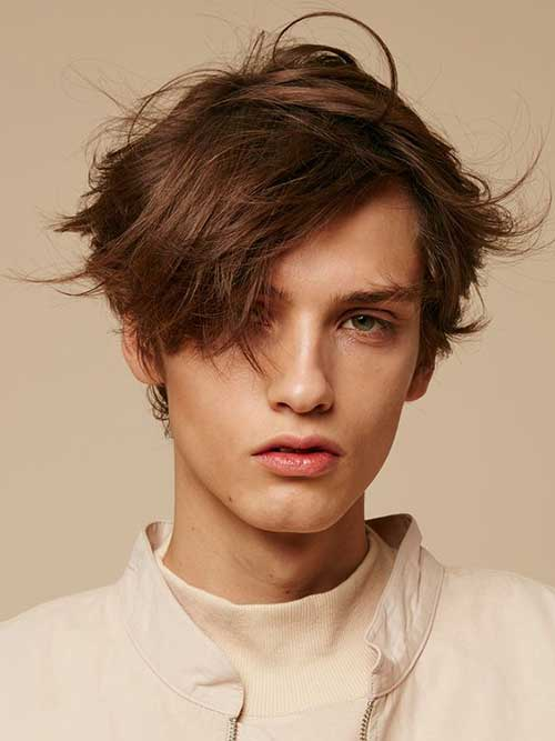 Medium Long Men Hairstyles You Should See | The Best Mens Hairstyles & Haircuts