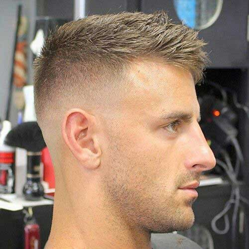 Stunning Short Men Haircuts with 15 Pics | Mens Hairstyles ...