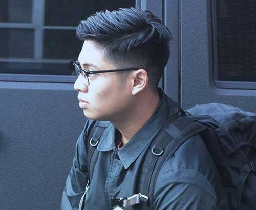Asian Guy Hairstyles