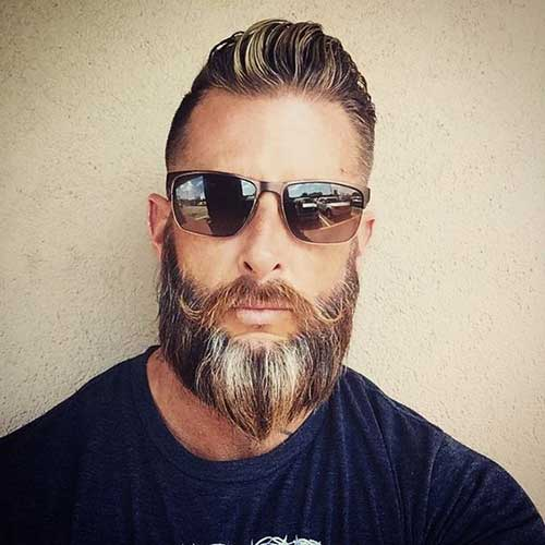 Beard and Hairstyles for Men