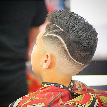 Hair Cuts for Boys, Boys Fade Kid Cuts