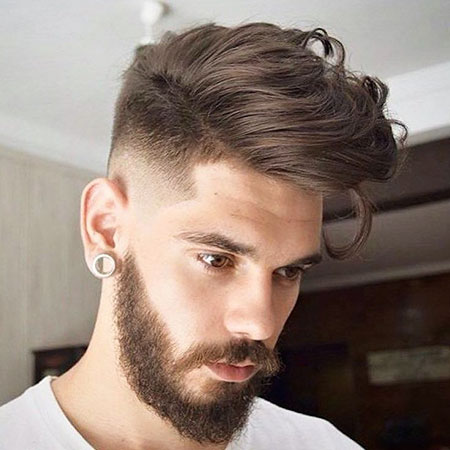 Hairtyles Mens Guys Fade
