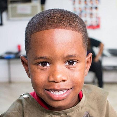 Boy Black Lupita Cool