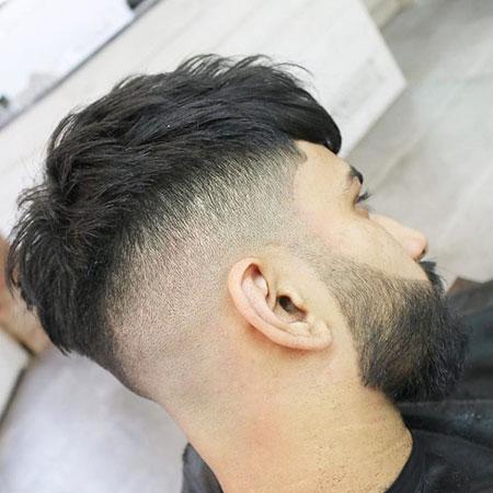 Fade Men Modern Haircuts