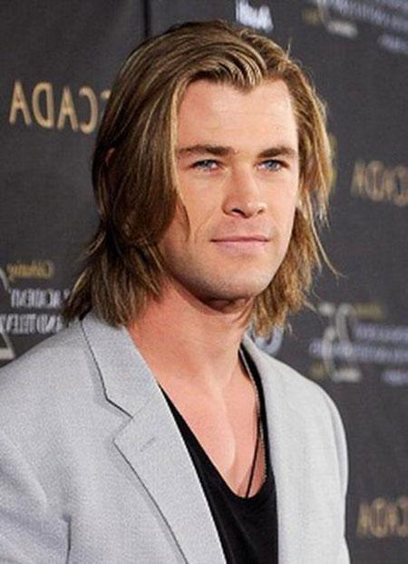 Long Men Brad Pitt