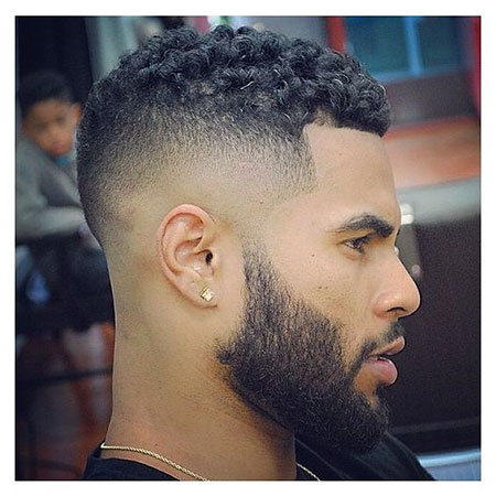 Fade Taper Black Hairtyles