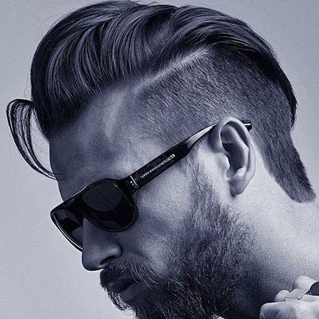 Undercut Hairtyles Stylish Men