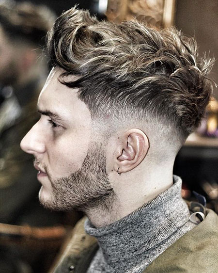 Fade Men's Haircut Mens