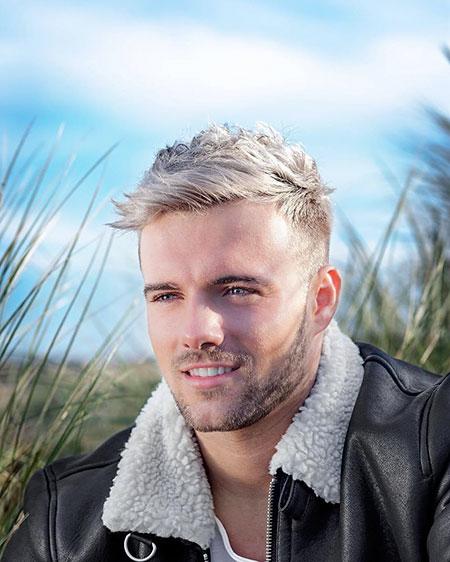 Blonde Hairtyles Jamie Liam