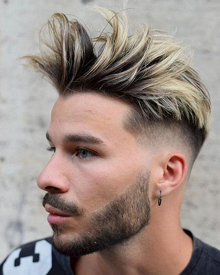 2018 Fade Hairtyles Men