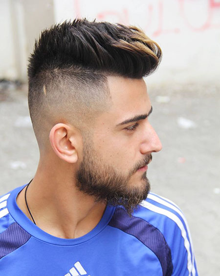 Color Ideas Haircut Mens
