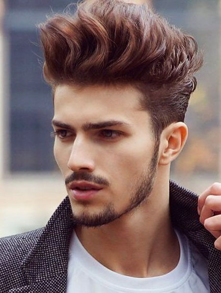 Mens Malik Zayn Hairtyles