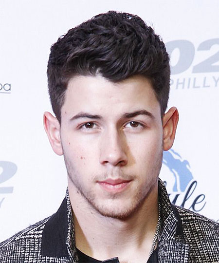 Zayn Nick Hairtyles Jonas