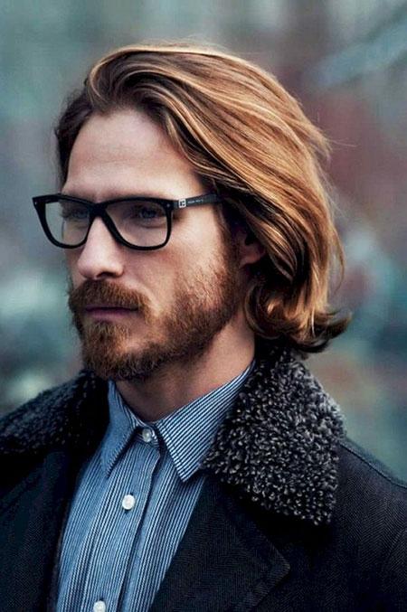 Long Mens Hair Jared