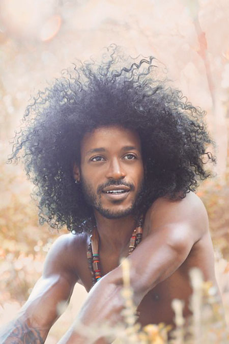 20 Black Men With Long Hair The Best Mens Hairstyles