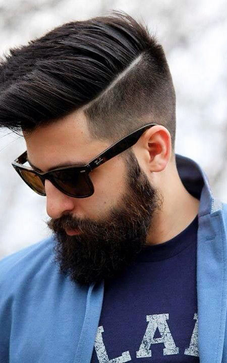 18 Trendy Haircuts For Men Mens Hairstyles 2018