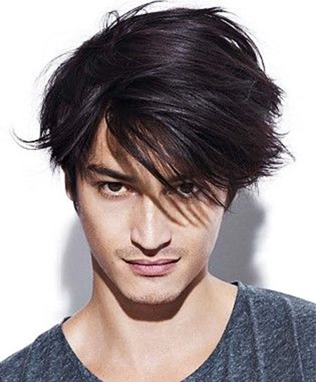 18 Mens Hairstyles For Straight Hair The Best Mens