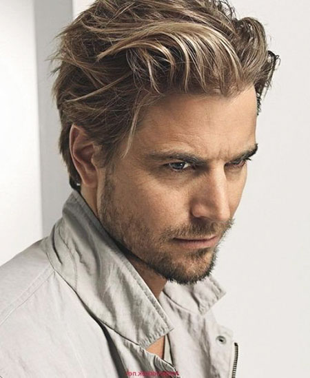 20 Hairstyles For Mens Medium Hair