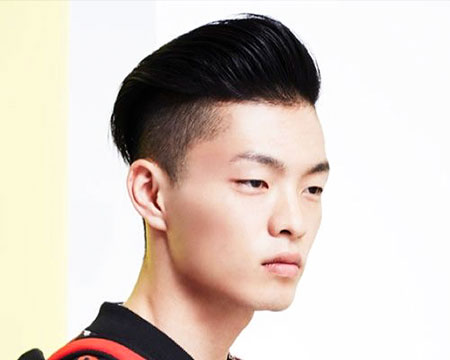 Asian Ki Joong Undercut