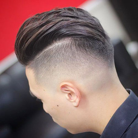 Fade Hairtyles Style Men