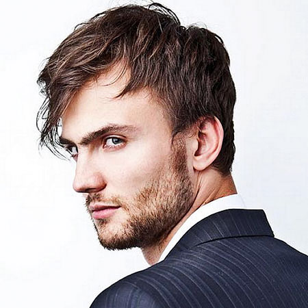 Hairtyles Men Thin Dornan