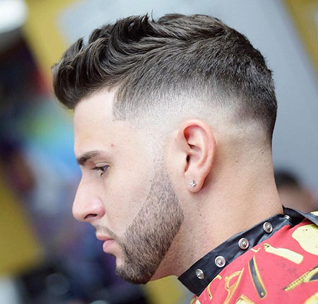 Fade Haircuts Mens Hairtyles