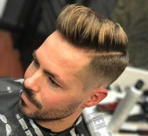 Pompadour Hairstyles for Men 2018-10