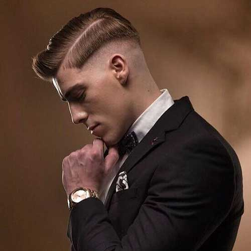 Pompadour Hairstyles for Men 2018-11