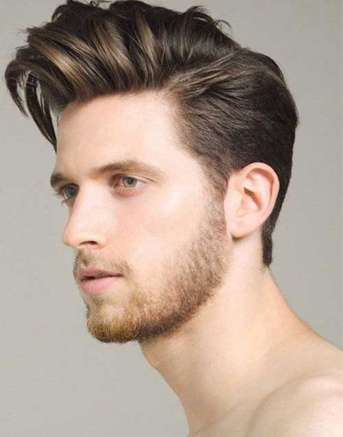 Pompadour Hairstyles for Men 2018-12