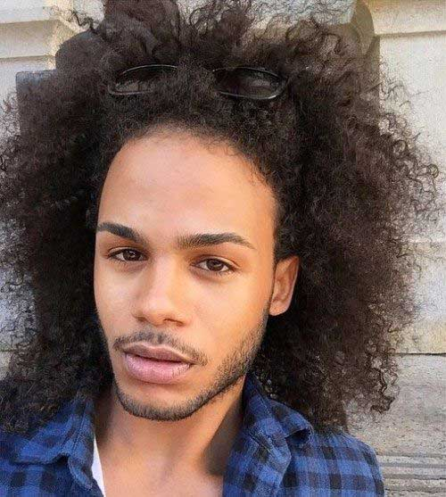 2018 Afro Hairstyles for Men-14