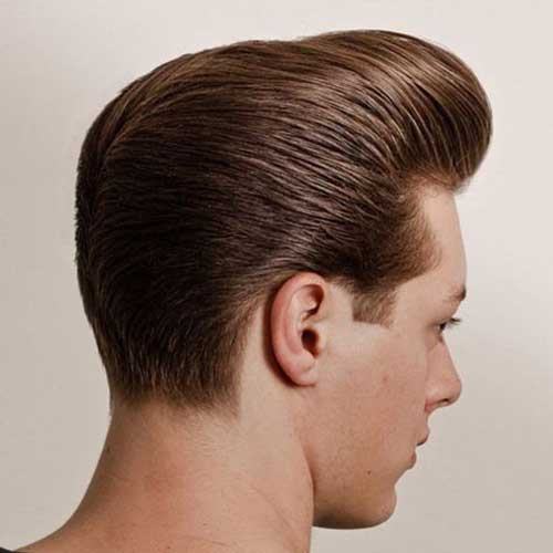 Pompadour Hairstyles for Men 2018-6
