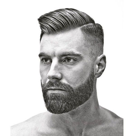 Beard Styles for Men with Short Hair, Hairtyles Beard Cool Mens