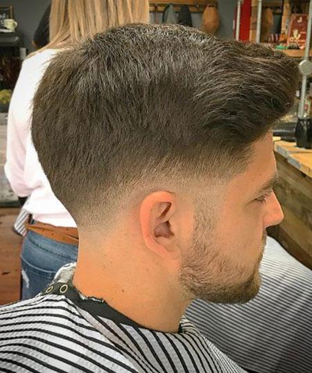 Hairtyles for Boys, Fade Low Haircuts Taper