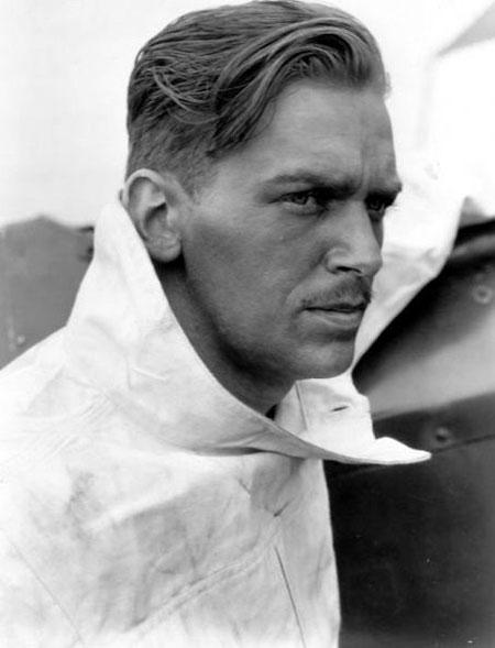 Mens Vintage Hairtyles, Jim Caviezel 1940 Classic