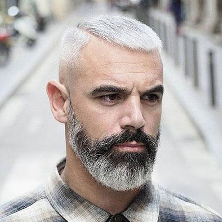 Beard Hairtyles Clooney Best