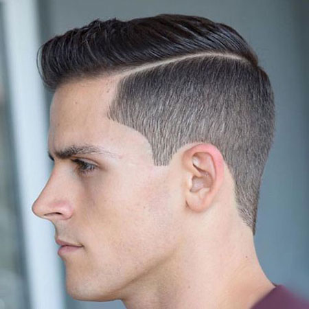 Fade Taper Tapered Hairtyles
