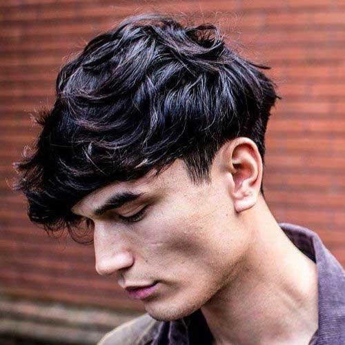 Medium Hairstyles for Guys 2018-13